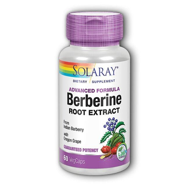 Solaray Advanced Formula Berberine Root Extract
