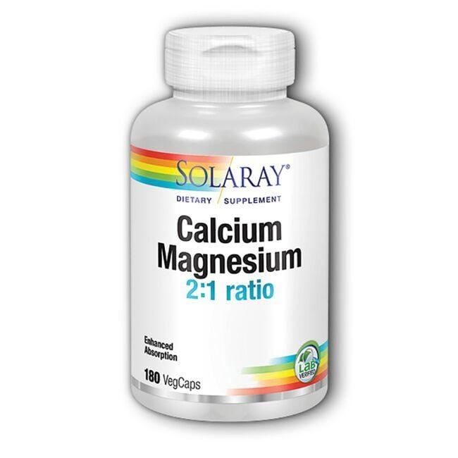 SolarayCalcium & Magnesium 2:1 Ratio