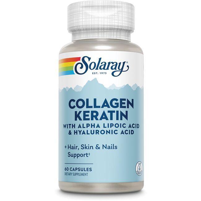 SolarayType I, II & III Keratin Collagen