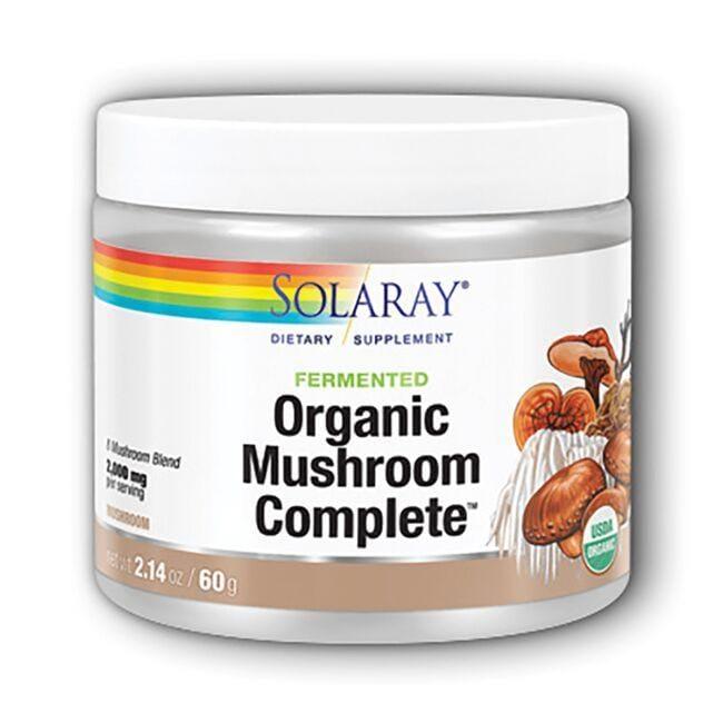 SolarayOrganic Fermented Mushroom Complete