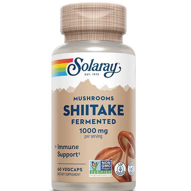 SolarayOrganically Grown Fermented Turkey Tail Mushroom