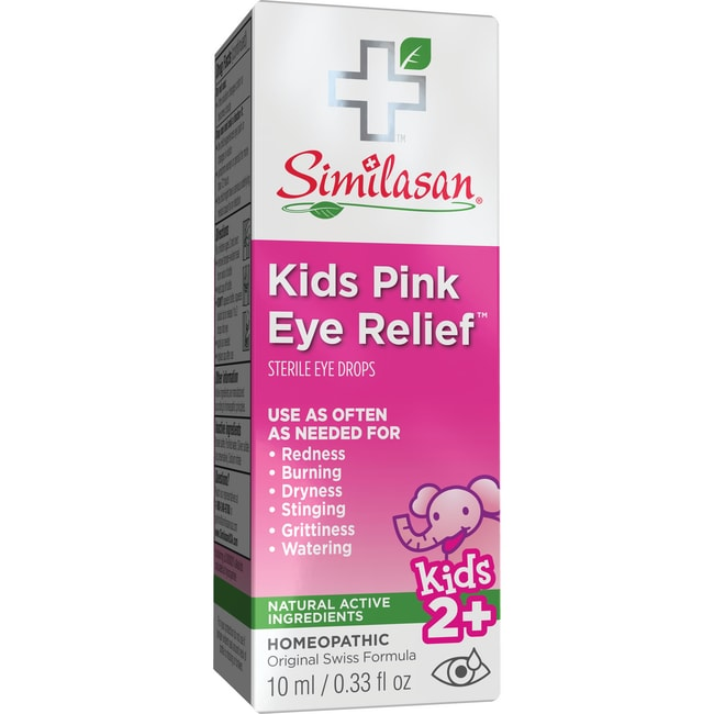 Similasan Kids Irritated Eye Relief
