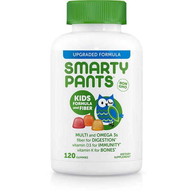 Smarty PantsKids Fiber Complete Multi + Omega 3 +