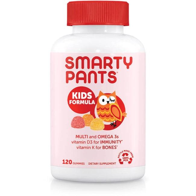 Smarty PantsKids Complete Multi + Omega 3 + Vitamin D3