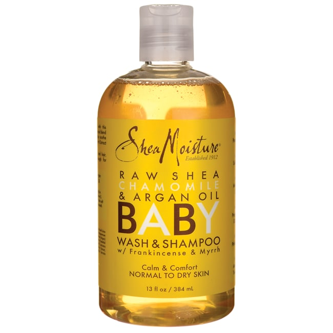 SheaMoistureBaby Head-To-Toe Wash and Shampoo