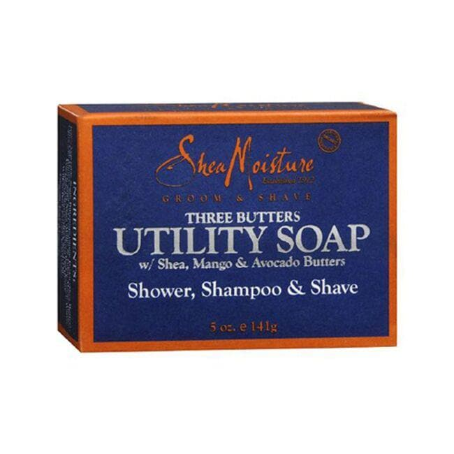 SheaMoistureThree Butters Utility Soap