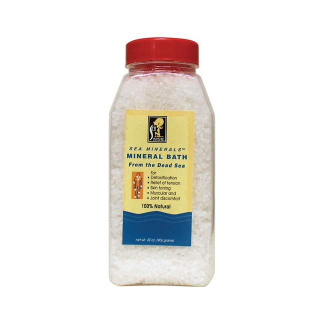 Sea MineralsMineral Bath Salt From the Dead Sea
