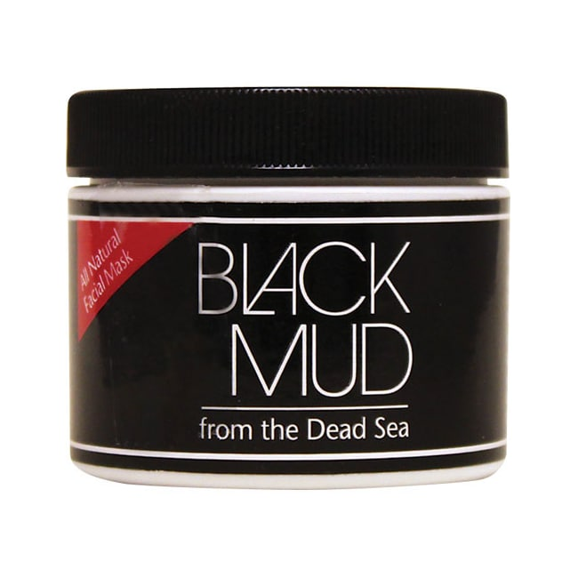 Sea Minerals Black Mud All Natural Facial Mask