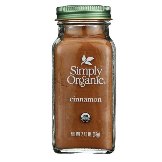 Simply OrganicCinnamon