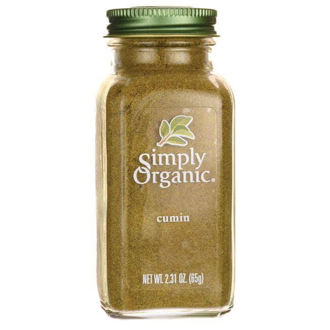 Simply OrganicCumin