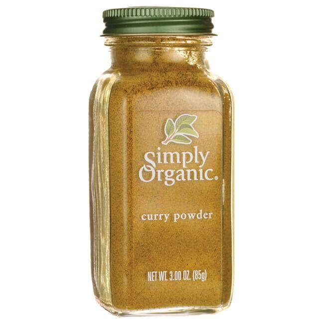 Simply OrganicCurry Powder