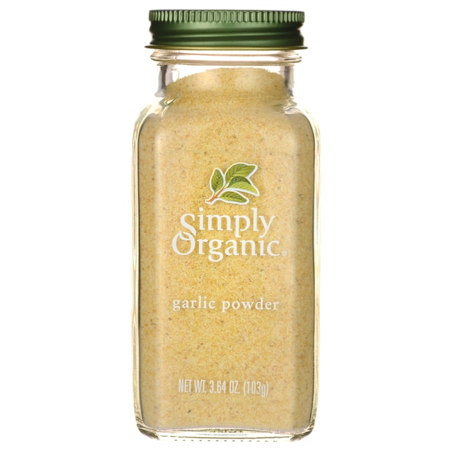 Simply OrganicGarlic Powder