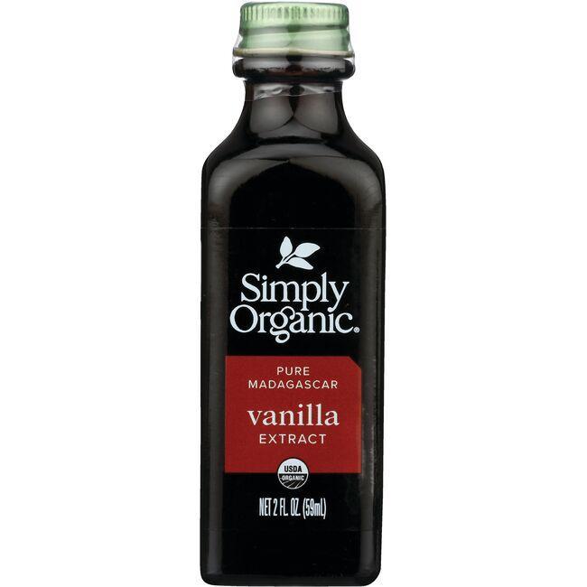 Simply OrganicPure Vanilla Extract