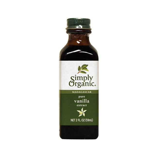 Simply Organic Pure Vanilla Extract 2 fl oz Liquid ...