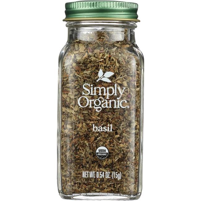 Simply OrganicBasil