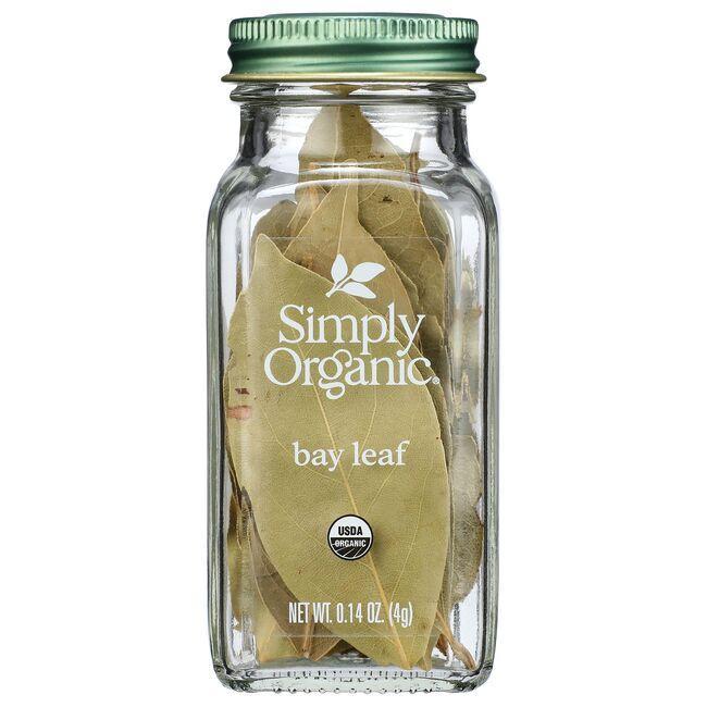 Simply OrganicBay Leaf