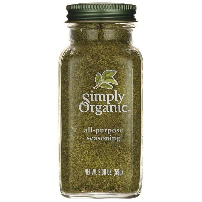Simply OrganicAll-Purpose Seasoning