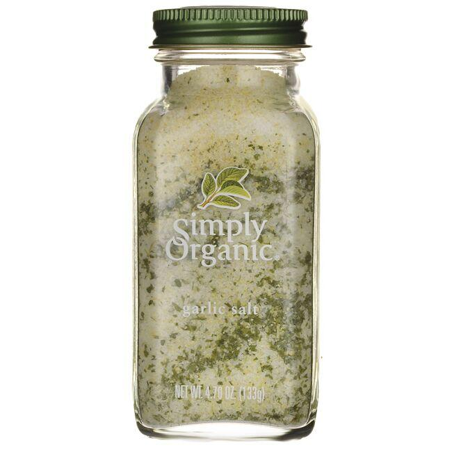 Simply OrganicGarlic Salt