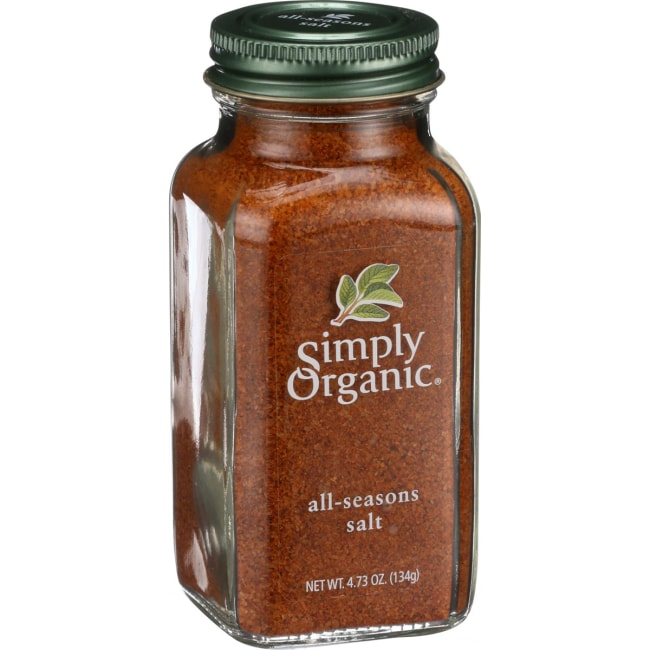 Simply OrganicAll-Seasons Salt