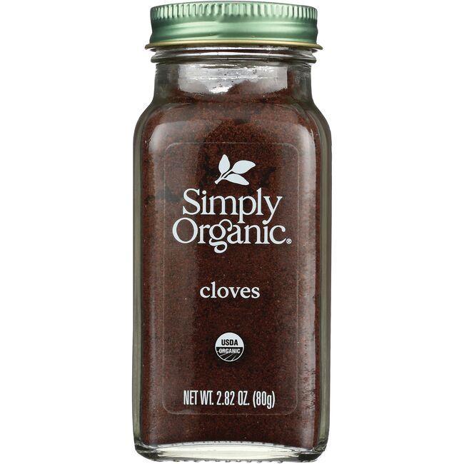 Simply OrganicGround Cloves