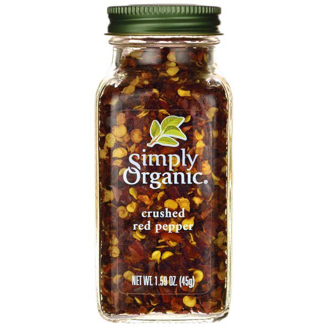 Simply OrganicCrushed Red Pepper