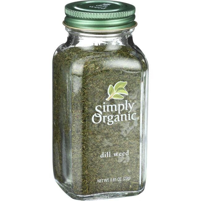 Simply OrganicDill Weed
