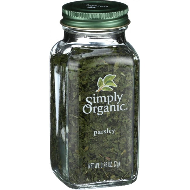 Simply OrganicParsley