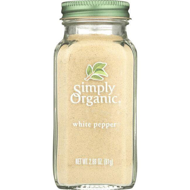 Simply OrganicWhite Pepper