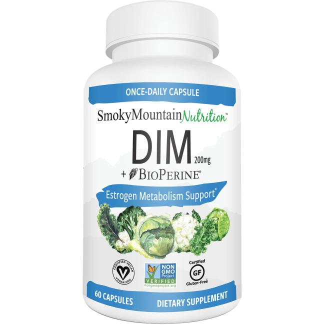 Smoky Mountain Nutrition DIM + BioPerine