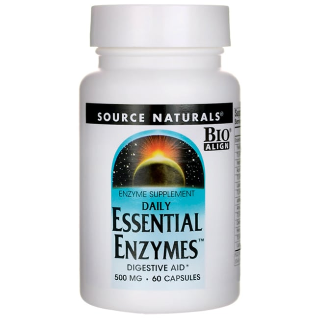 Source NaturalsEssential Enzymes