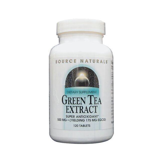 Source Naturals Green Tea Extract Reviews