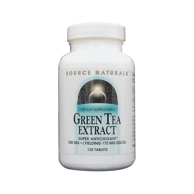 Source NaturalsGreen Tea Extract
