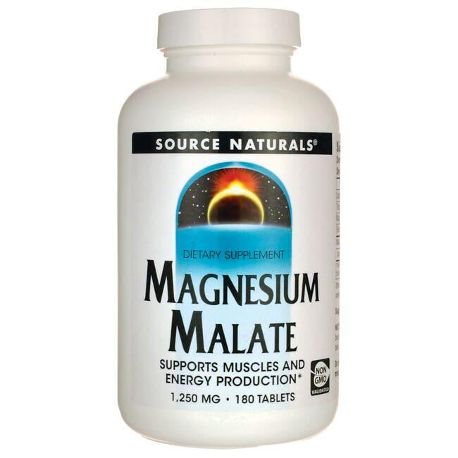 Source NaturalsMagnesium Malate