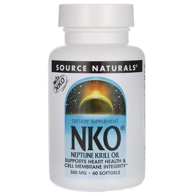 Source NaturalsNKO - Neptune Krill Oil
