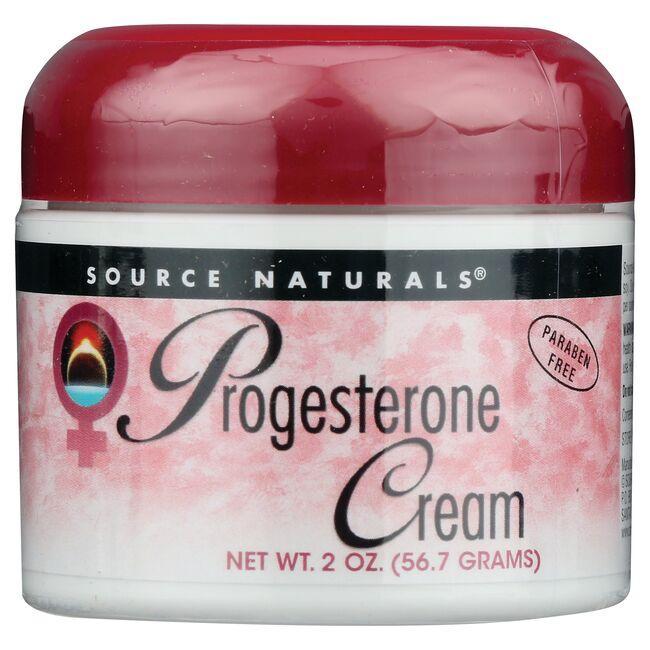 Source NaturalsProgesterone