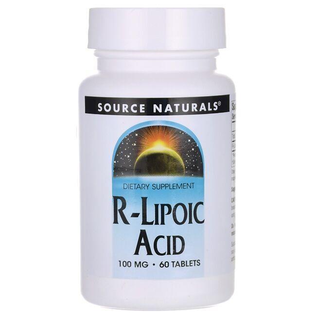 Source NaturalsR-Lipoic Acid