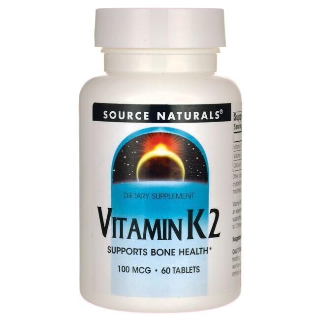 Source NaturalsVitamin K2