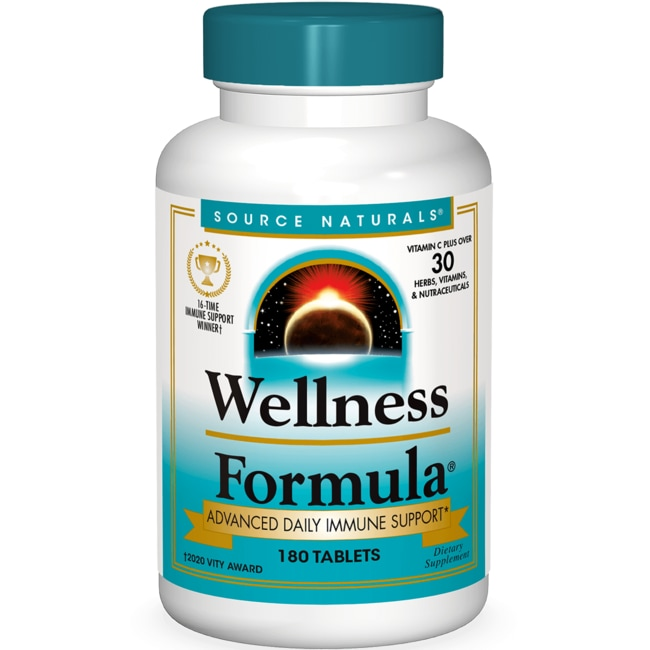 Source NaturalsWellness Formula