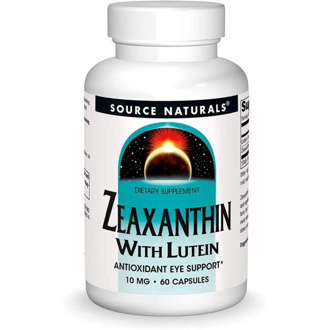 Source NaturalsZeaxanthin with Lutein