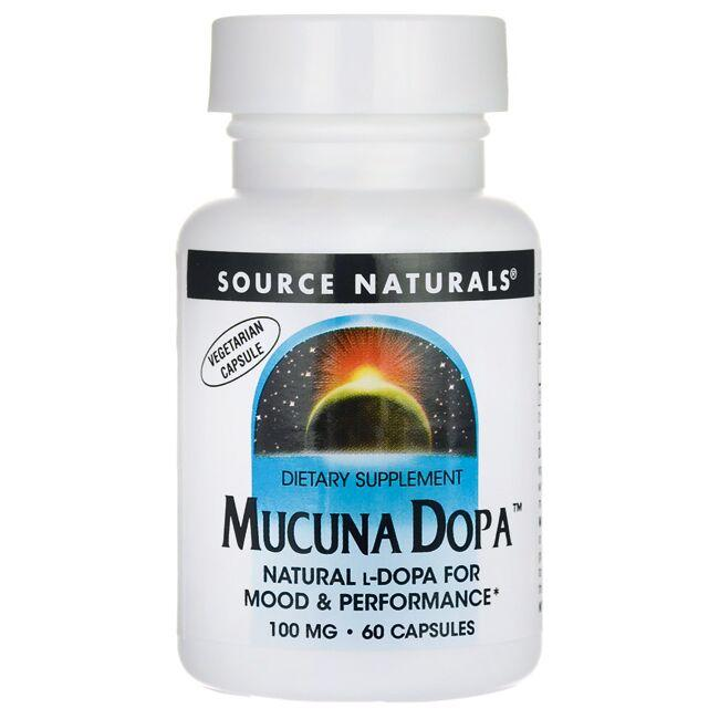 Source NaturalsMucuna Dopa