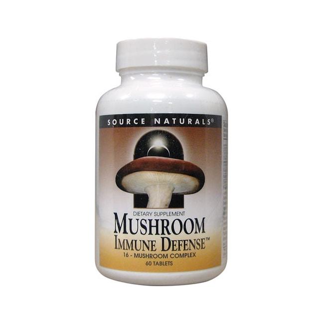 Source NaturalsMushroom Immune Defense