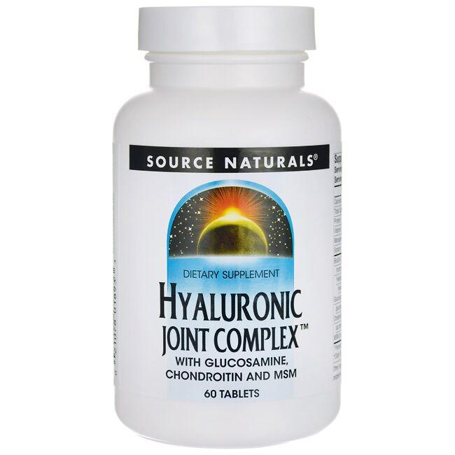 Source NaturalsHyaluronic Joint Complex