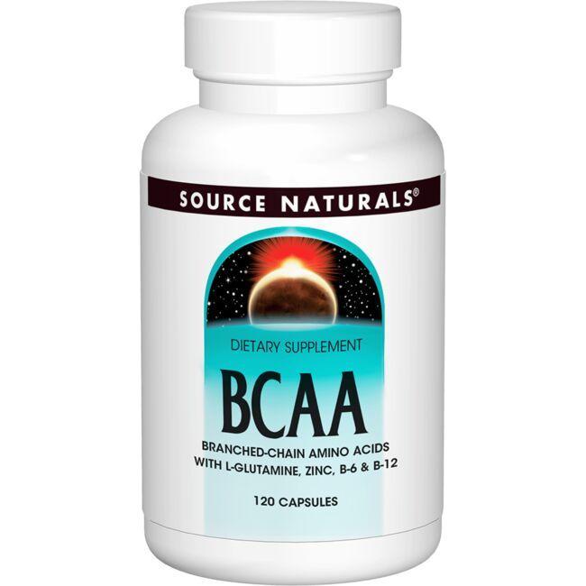 Source NaturalsBCAA