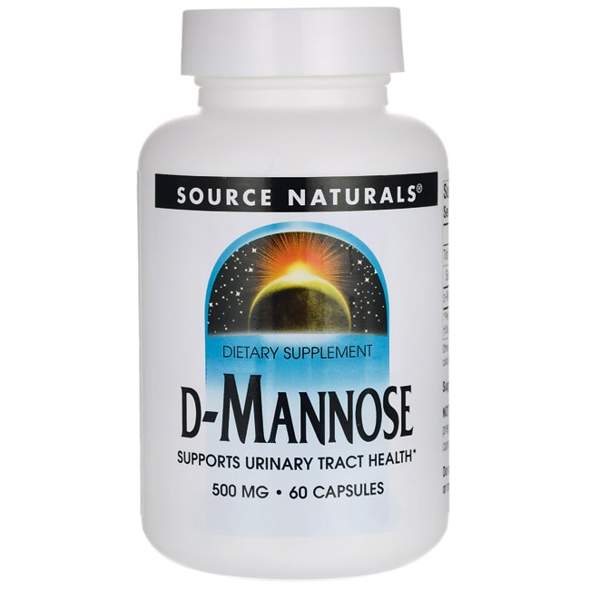 Source NaturalsD-Mannose