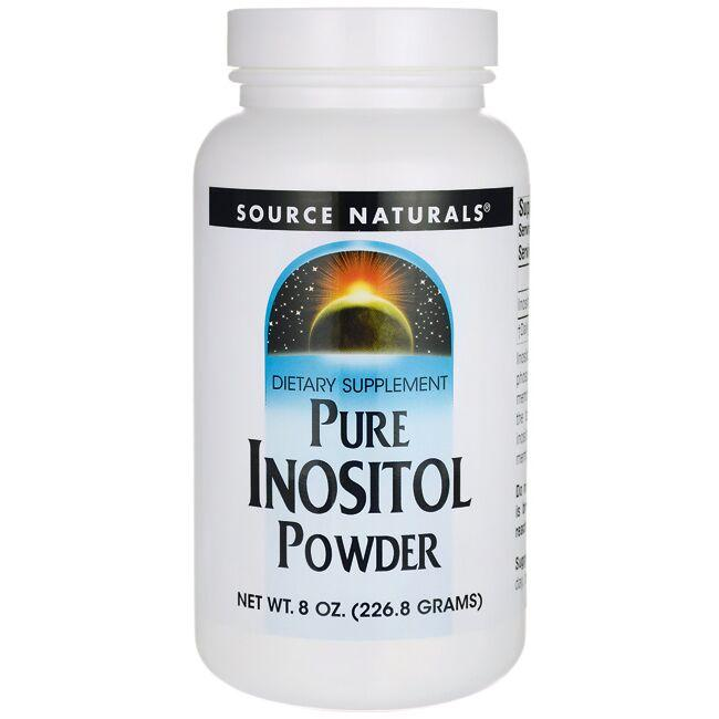 Source NaturalsPure Inositol Powder
