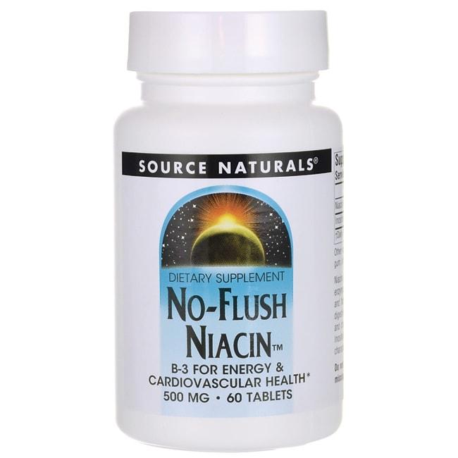 Source Naturals No-Flush Niacin