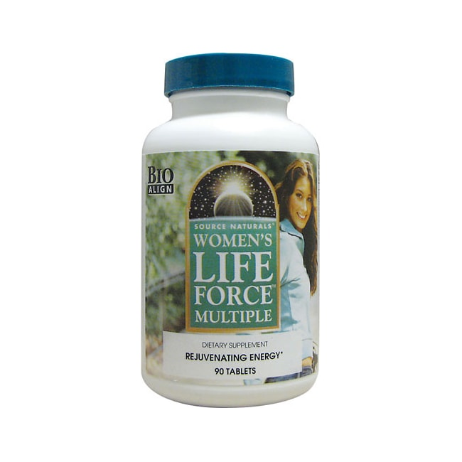 Life force vitamins