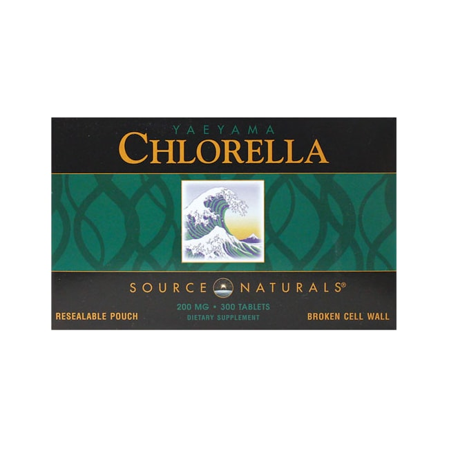 Chlorella sources