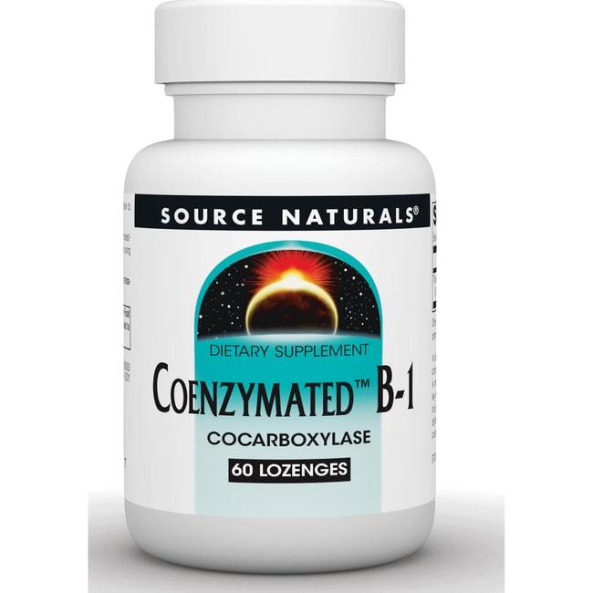 Source Naturals Coenzymated B-1