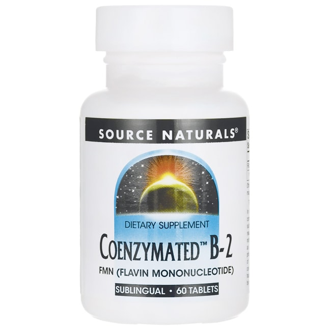 Source Naturals Coenzymated B-2